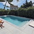 Piscine rectangulaire 6x3m