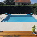 Piscine rectangulaire 7x4m
