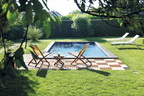 Piscine rectangulaire 8,5x3,75