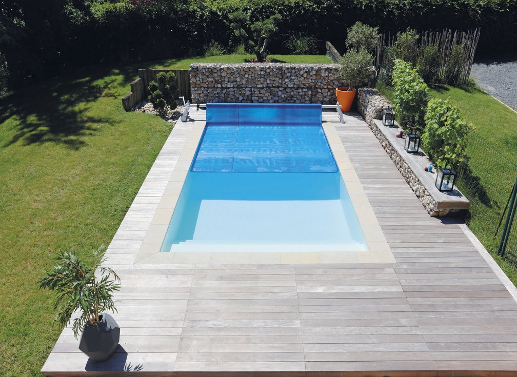 Piscine rectangulaire 7x3,5