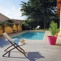 Piscine rectangulaire 8x3,5