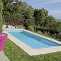 Piscine rectangulaire 9x3,5