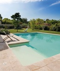 Piscine rectangulaire 10x6
