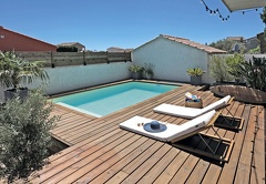 Piscine rectangulaire 5x3