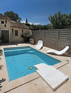 Piscine rectangulaire 4x2,5