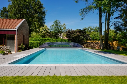 Piscine rectangulaire 12x5